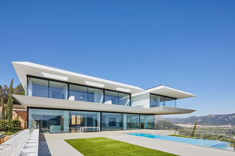 Arquitectos En Mallorca. Beautiful Can Fogarada Miel Arquitectos ...